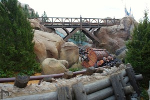 Who's ready to take a ride in one of the mine trains swinging cars?!