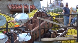 The construction is finally coming to an end in New Fantasyland