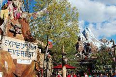 Can you conquer Expedition Everest and the Yeti over in Asia? You may want to do this one twice