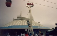 RCA and Disney were a perfect match for Space Mountain