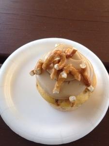 Piggylicous Baco Cupcake!!!!