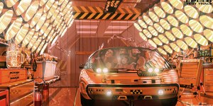 Original Test Track Concept Art
