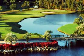 The golf courses at Disney are some of the best in Florida!