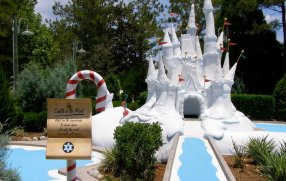 The Mini Golf Courses at Disney are some of the best around
