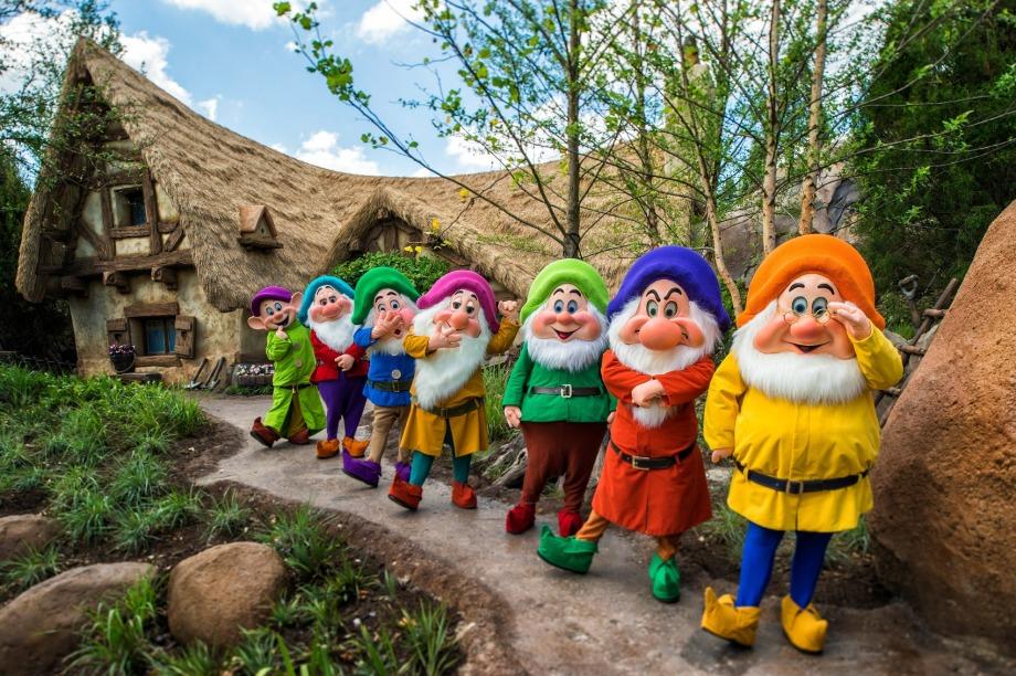 7 dwarfs mine train review