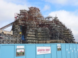 Expedition Everest took more than 3 years to build and cost over $100,000,000 to complete