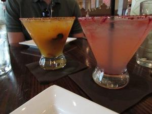 As usual in Mexico delicious Margaritas!!!