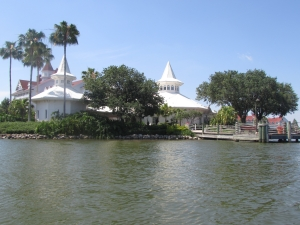 Great view of the Wedding Pavilion