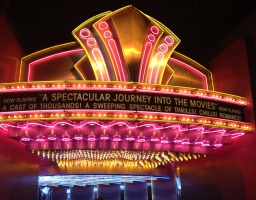 A Spectacular Journey Into The Movies! (Courtesy of Walt Disney Company)