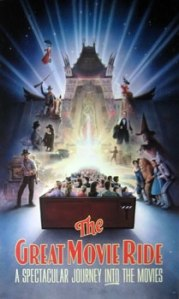 Attraction Poster for the Great Movie Ride